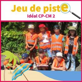 """Sortie scolaire à Arcachon - Jeu de piste """"le voleur du casino"""" niveau primaire"""