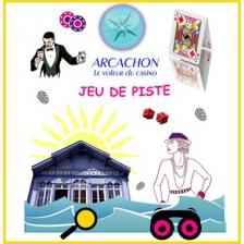"""Visiter Arcachon - Jeu de piste """"Le voleur du casino"""""""